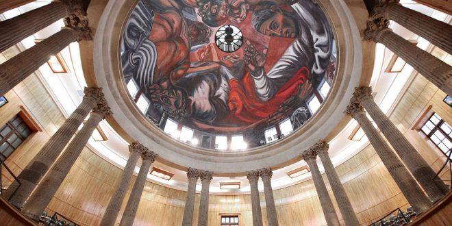 Mural de jos clemente orozco se vio afectado por el for El mural guadalajara avisos de ocasion