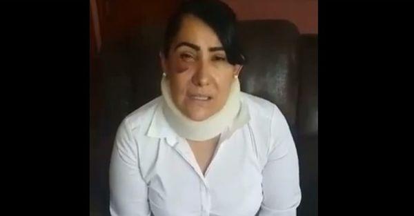 mujer violada en autobus ETN