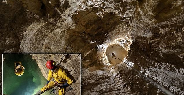 La cueva de la muerte