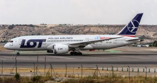 aerolínea LOT Polish Airlines