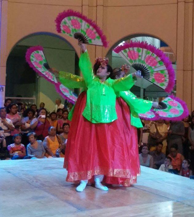 Fiesta mundial del folclore en Mérida_4