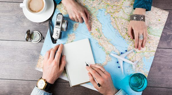 planear un viaje