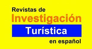 Revistas de Investigación Turística en español