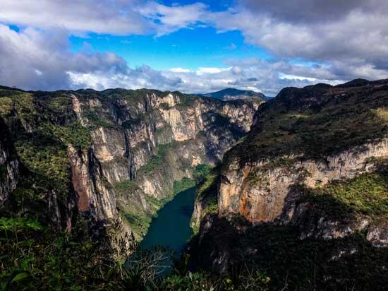 Cañon-del-Sumidero,-Chiapas