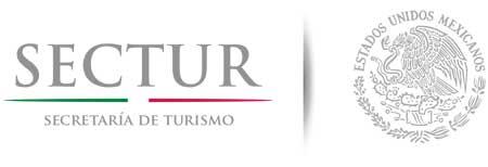 Logo Secretaría de Turismo (SECTUR)