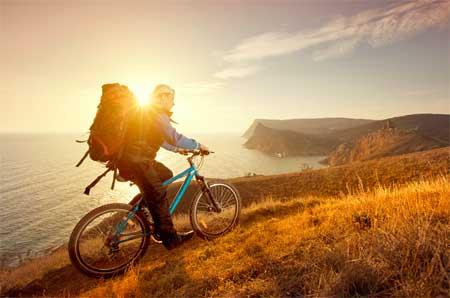 Viajando-en-bicicleta