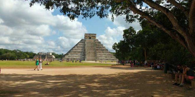 chichén-itzá-en-Yucatán