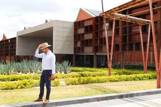 Museo-Espacio-para-la-Cultura-y-las-Artes,-Aguascalientes