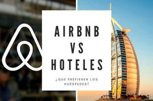 Airbn vs hoteles