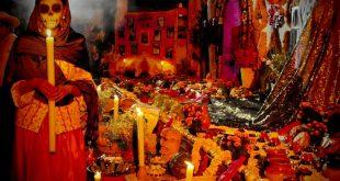 La celebración del Día de Muertos como Producto Turístico