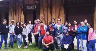 Estudiantes de Hotelería trabajan en colaboración en pro del Turismo Rural en Chile