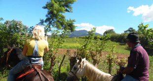 Nicaragua libre… la familia del turismo rural comunitario