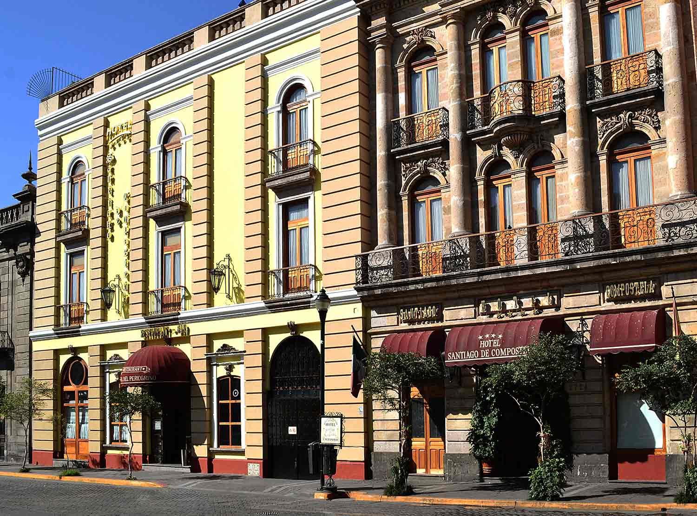 Santiago de compostela hotel guadalajara crece la oferta for Hoteles en el centro de barcelona