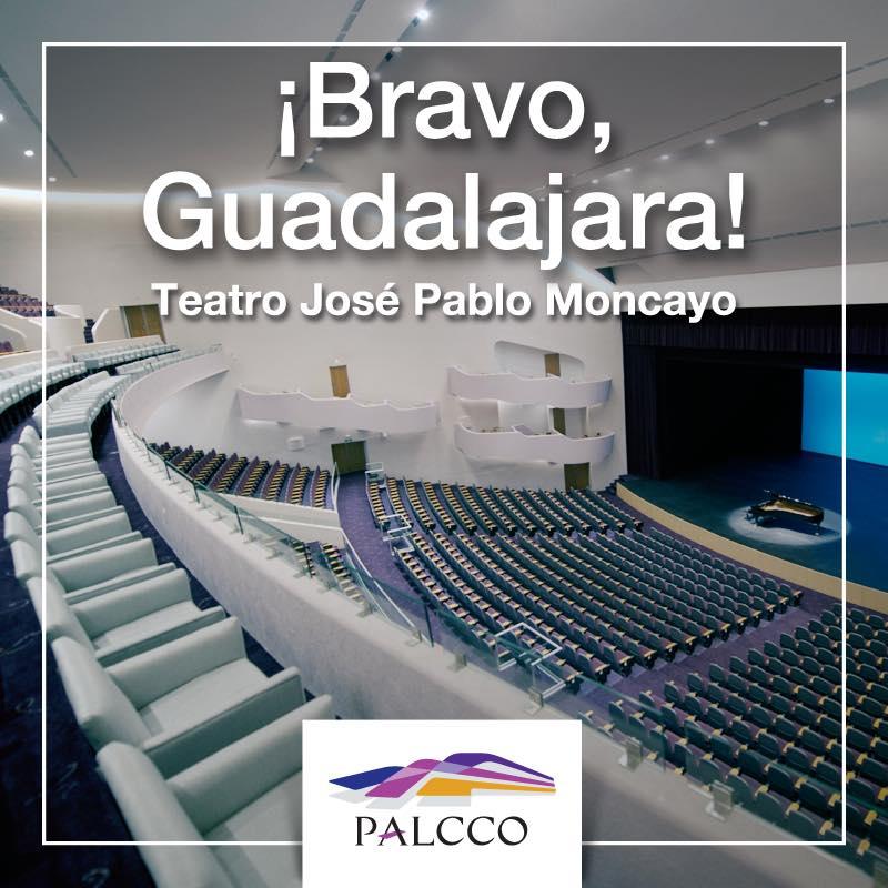 Teatro José Pablo Moncayo