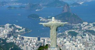 El Cristo Redentor en Brasil
