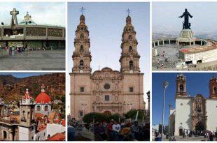 Turismo religioso en México