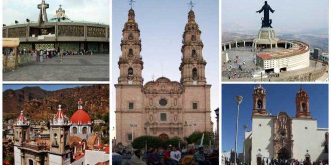 Resultado de imagen para turismo religioso en mexico