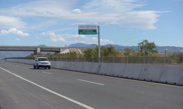 Carretera Jala Compostela2