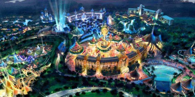 El parque temático más espectacular del mundo en Nuevo Vallarta