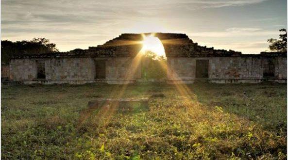 Oxkintok, la piedra de los tres soles - Entorno Turístico