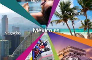 mexico noveno lugar en turistas internacionales