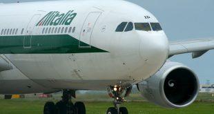 Alitalia Vuelo México Italia