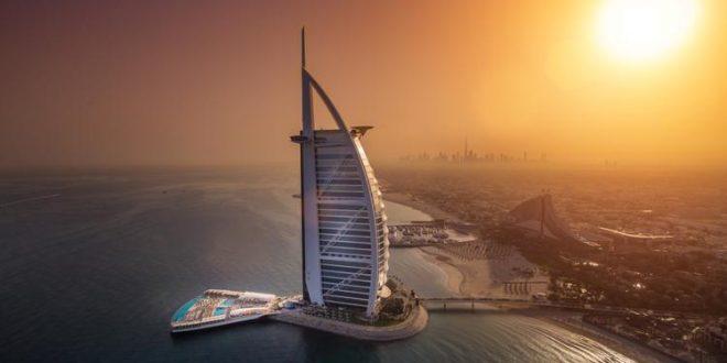 Nueva terraza del hotel Burj Al Arab
