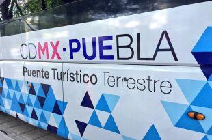 Puente turístico terrestre CDMX-Puebla