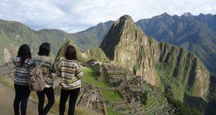 amigas en Machu Picchu