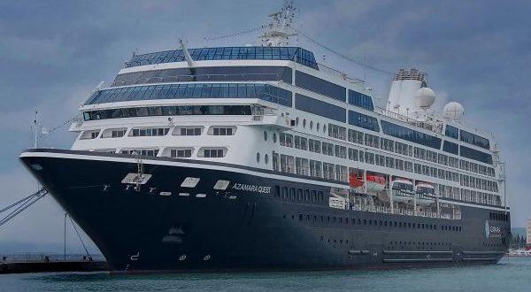 Azamara Quest el crucero erótico
