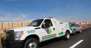 Camioneta de los Ángeles Verdes