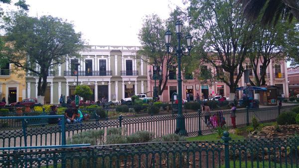 Centro histórico de San Cristobal de las Casas