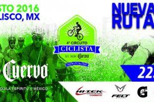 Circuito ciclista mundo cuervo 2016
