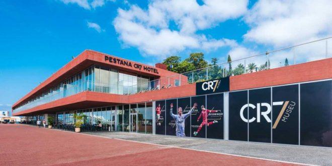 Pestana CR7 Funchal de Cristiano Ronaldo