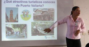 Programa de Capacitación y Concientización Turística en Vallarta