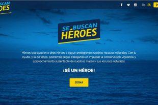 Se buscan heroes para las Islas Marietas