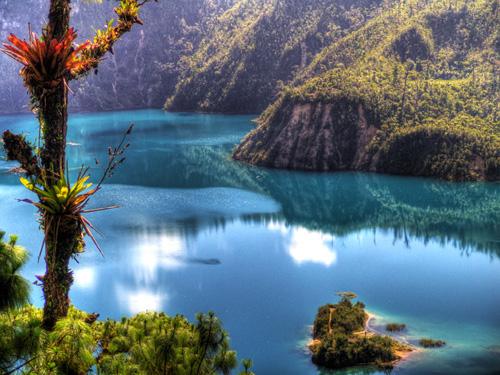 Lagunas-de-Montebello,-Chiapas