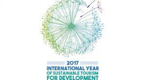 Logo del Año Internacional del Turismo Sostenible para el Desarrollo 2017