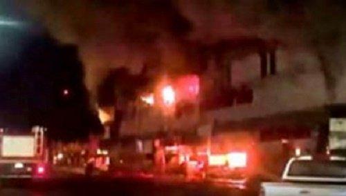 explosiones en tailandia
