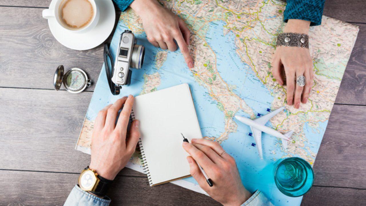 Los básicos del viaje [Parte 1] - Entorno Turístico