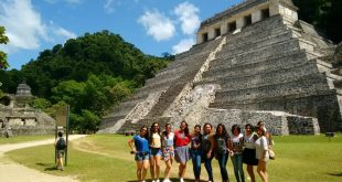 De viaje por Palenque Chiapas