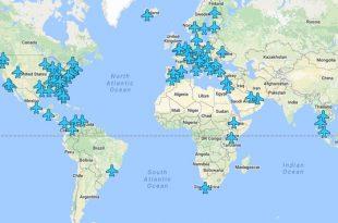 claves de acceso a internet en cada aeropuerto del mundo