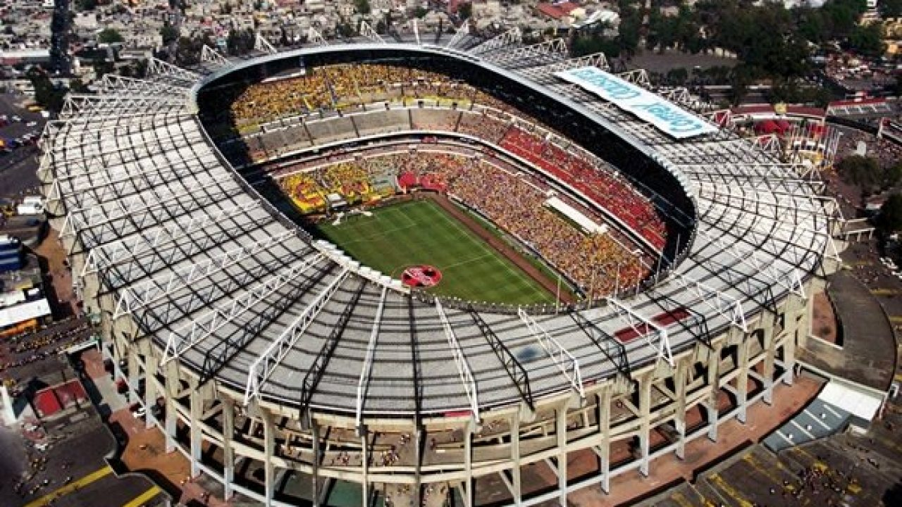 Estadio Azteca, un gigante que todo turista debe visitar en México - Entorno Turístico
