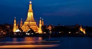 Bangkok ciudad más visitada en el 2016