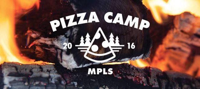 Campamento de pizzas