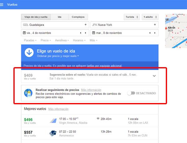 Google-Flights-sugerencia-sobre-el-vuelo