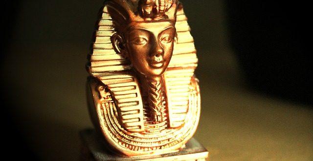 Tutankamón, un faraón