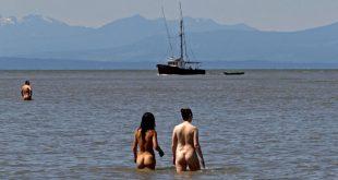 Wreck Beach, el paraíso nudista universitario de Vancouver