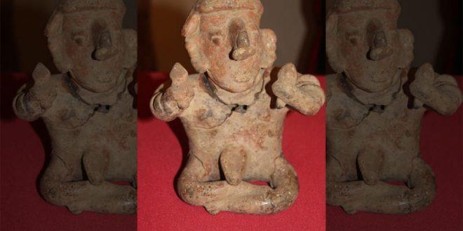 piezas arqueológicas robadas de México en Italia