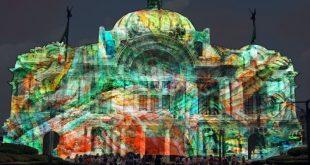 Paradiso en el Palacio de Bellas Artes